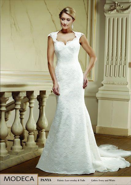 Modeca wedding dress collection 2014 - Panya