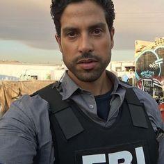 SSA Luke Alvez / CM Season 12 / Adam Rodriguez