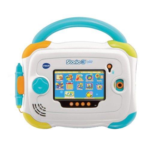 Console Storio Baby 3 Vtech pour enfant de 1 an et demi à 6 ans prix promo Tablette Oxybul éveil et Jeux 84.99 € TTC