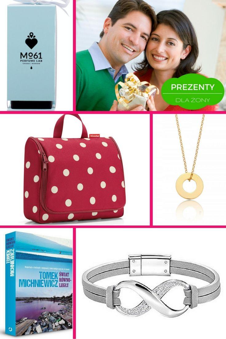 Najlepsze pomysły na prezenty dla żony, kochanki i dziewczyny