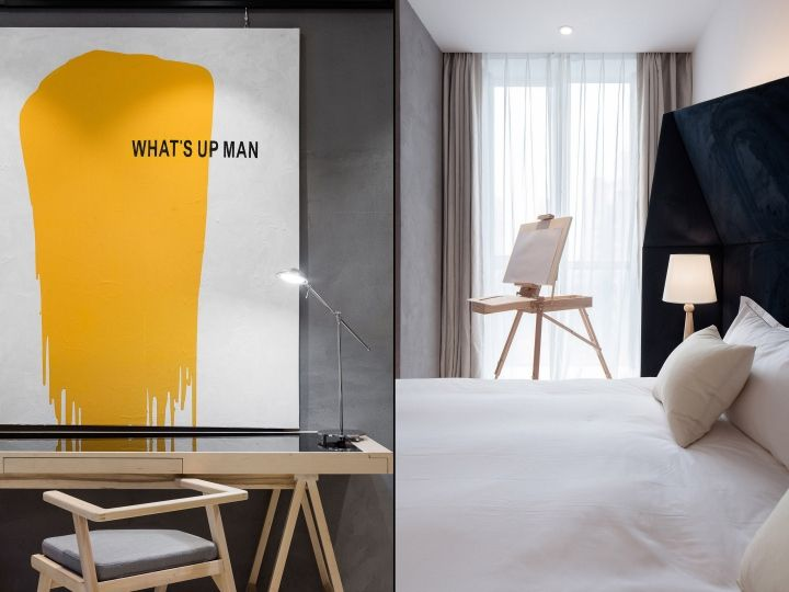 Wheat Youth Arts Hotel by X+Living, Hangzhou – China » Retail Design Blog