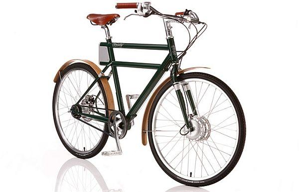 シリコンバレー発の電動アシスト自転車「FARADAY PORTEUR」 - えん乗り