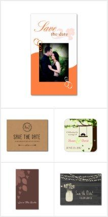 The Shop Small Project: Save the Date