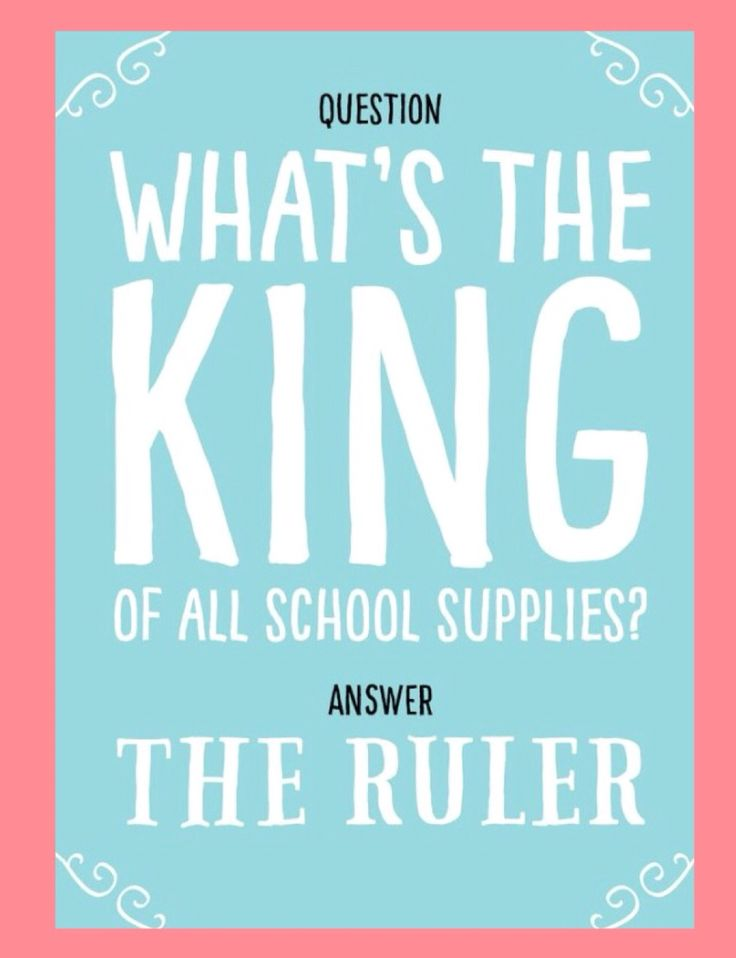 SCHOOL QUOTES - Knock Knock Jokes For Back-To-School @signaturejeans