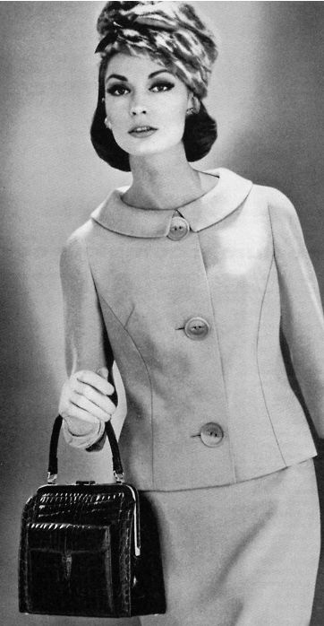 1963- cute vintage outfit                                                                                                                                                      More