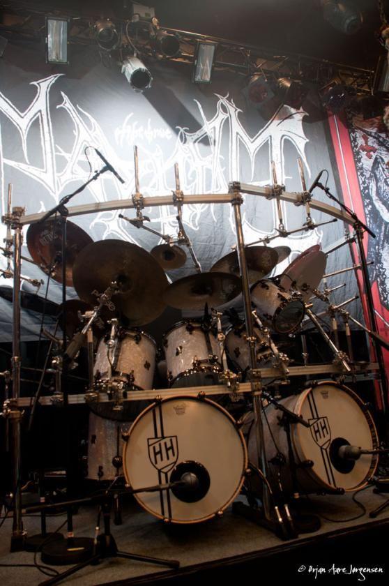 Hellhammer: Jan Axel Blomberg - Mayhem