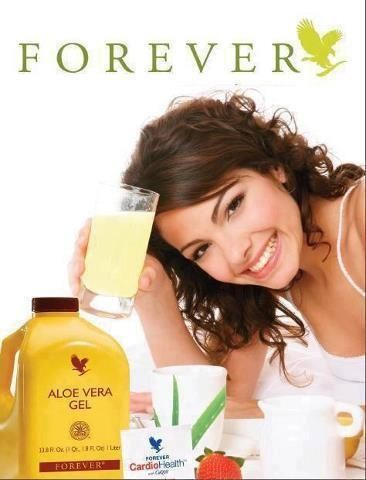 Enjoy the benefits of Aloe Vera in four healthy varieties of fresh, stabilized aloe vera gel - Aloe Vera Gel, Aloe Berry Nectar, Forever Bits n' Peaches and Forever Freedom. The primary ingredient of all four varieties is pure Aloe Vera fillet gel from the center of the leaf. Aloe Blossom Herbal Tea, Aloe2Go and Forever Natural Spring Water to our range. Drink any one of these on a daily basis to promote a good, healthy lifestyle!