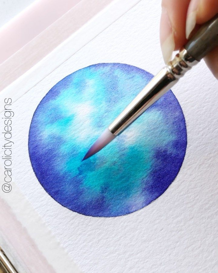 13 6k Likes 155 Comments Carol Lettering Watercolor