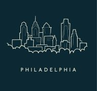 philadelphia skyline outline print - Google Search
