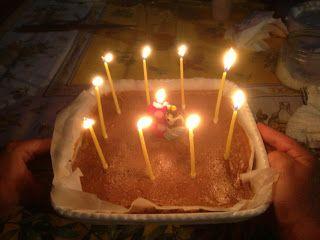 Cheesecake con crema al cacao e base alla cannella