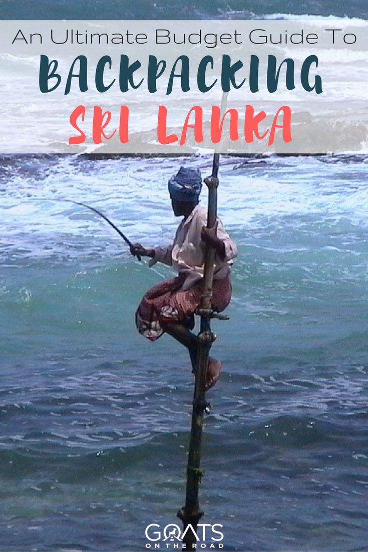 Best Things To Do In Sri Lanka | Backpacking Sri Lanka Tips | Worlds Best Train Ride | Sri Lanka Travel Itinerary | Cost Of Travel In Sri Lanka | #srilanka #srilankatravel #Ella #srilankaguide #travelessentials #backpacking #adamspeak #sigiriya #kandy #unawatuna #bestrainride