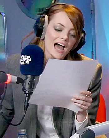 Emma Stone FaceTimes With Spice Girls' Mel C AKA Sporty Spice: Watch the Adorable Clip Here!
