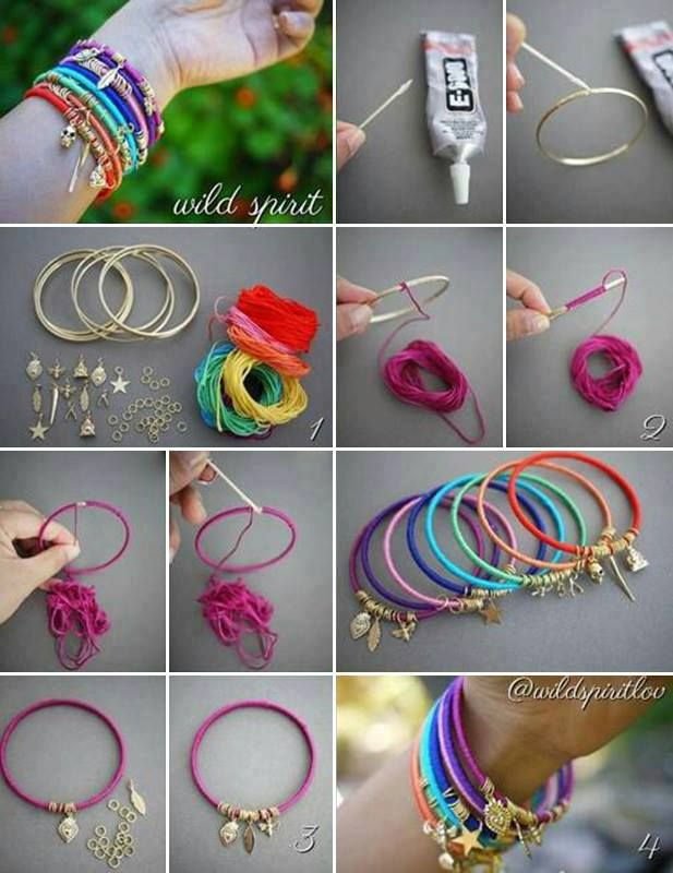 Fun DIY Bracelet Project