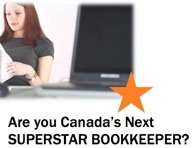 We're on the hunt for Canada's Superstar Bookkeepers and we need your help to find them!