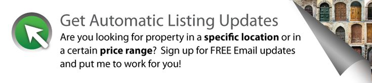 information for buyers...get new iisting updates for Seaside Ranchos!