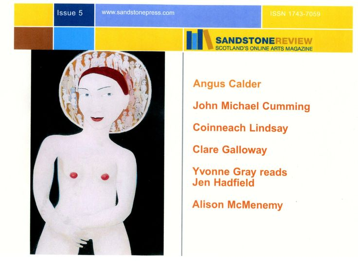 THE SANDSTONE PRESS, Scotland, 2004