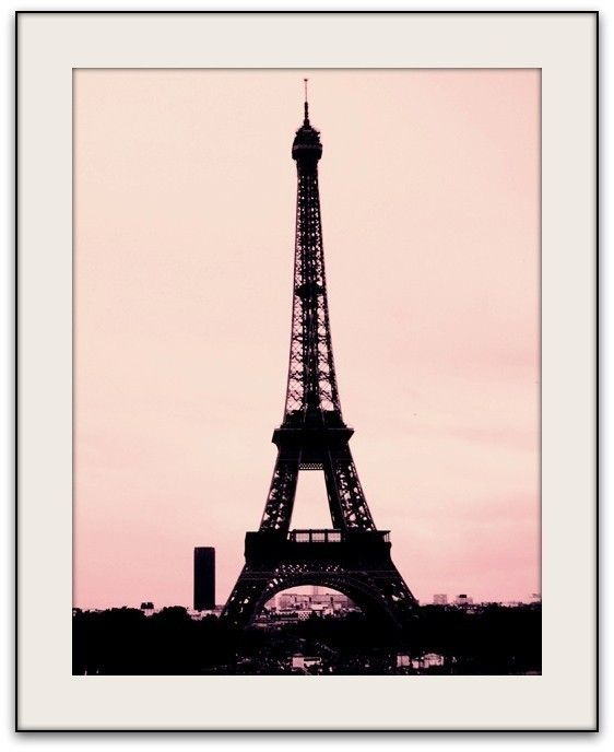 Silence and Noise Paris Eiffel Tower Photography by LeighViner