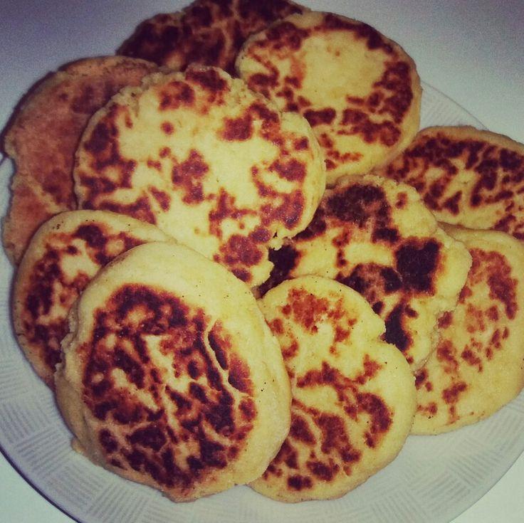 Harchas ou galettes semoule marocaines