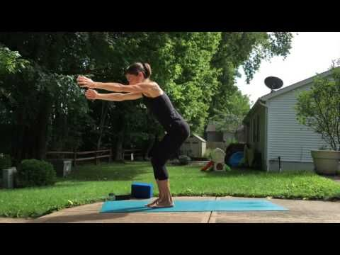 45-Minute Full-Body Yoga Flow Sequence - The Storms of Life - YouTube