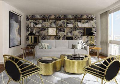 Entdecken Sie die Möbel Marke, die in 50 Shades of Grey teilnehmen | Wohn-DesignTrend