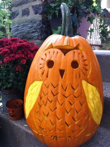 Great jack-o-latern - check out other pumpkin carving ideas #pumpkin #halloween