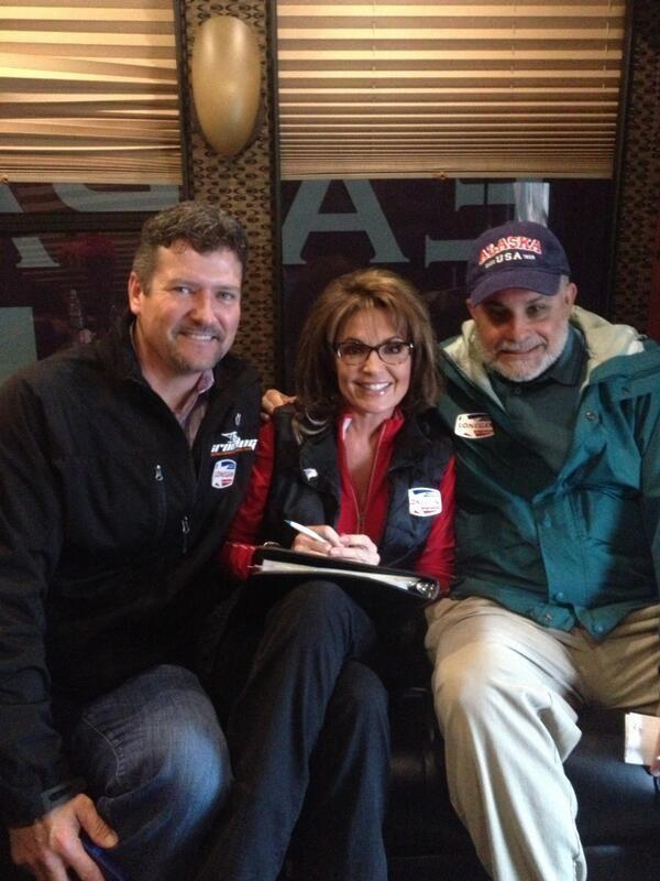 VIDEO: Sarah Palin Speech at Steve Lonegan Rally in New Egypt, NJ