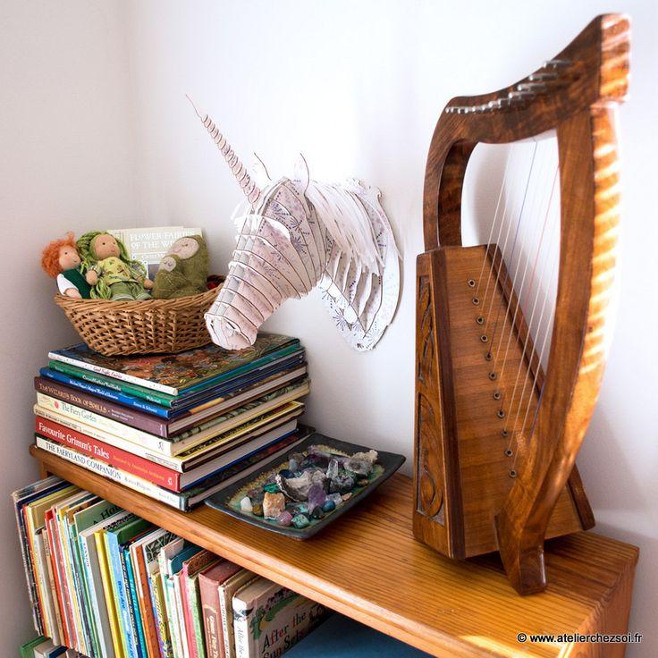 17 meilleures images propos de a se passe l 39 atelier chez soi sur pinterest maisons cubby. Black Bedroom Furniture Sets. Home Design Ideas