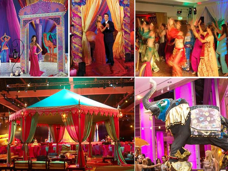Hollywood v/s Bollywood prom theme #bollywood #prom #theme