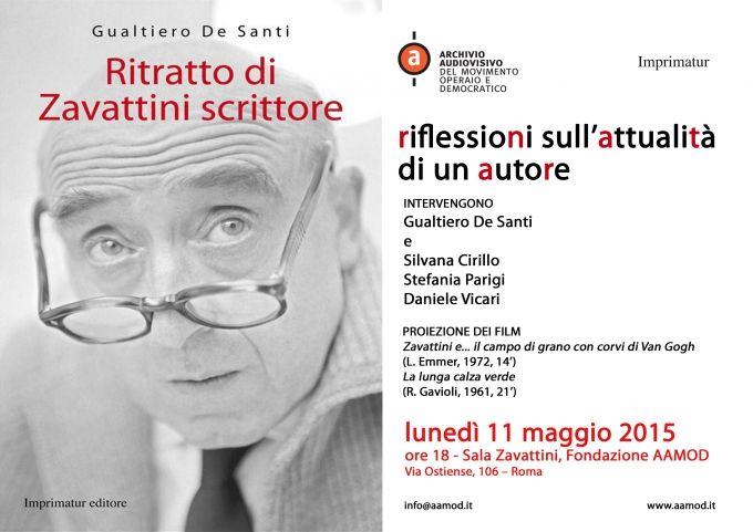 Cesare Zavattini: ritratto di uno scrittore e ...