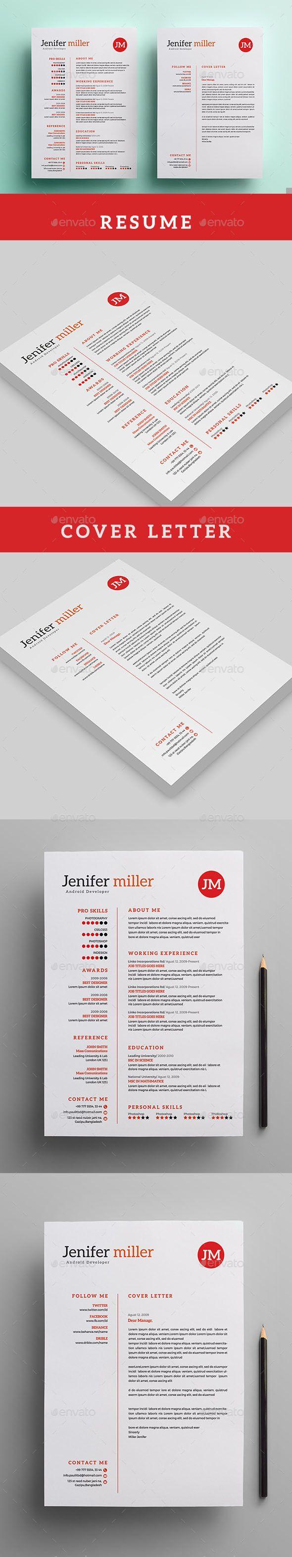 80 best ..NicE cV.. images on Pinterest | Resume templates, Creative ...