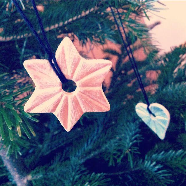 mosterkaren: Hjemmebagt julepynt af trylledej