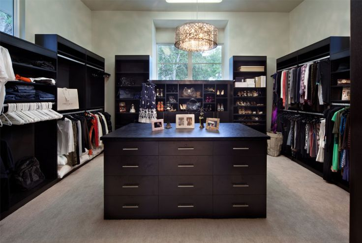 Closet Light Fixtures & Ideas