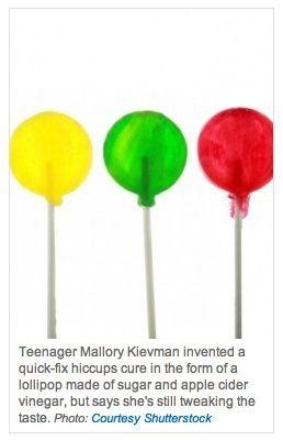 Foldaway Tote - lollipop attacked by hear by VIDA VIDA HjerETLL