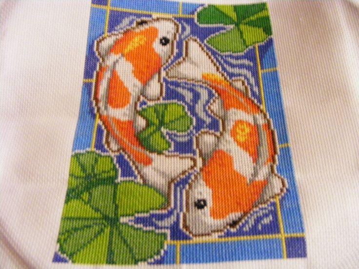 Koi carp by on deviantart for Koi fish beads
