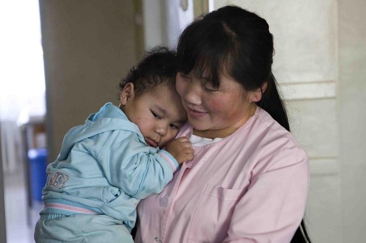 Progetto AiBi Mongolia - Sanatorium