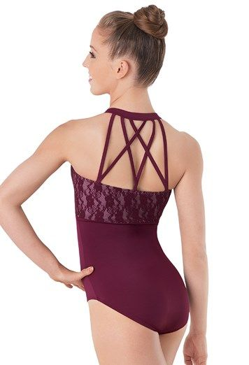 $27.95 Balera Lace Halter leo. No reviews on it yet as it is new, but it looks beautiful. Would be size SA and would take either color.