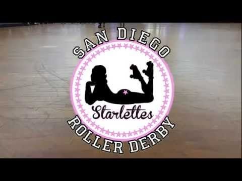 San Diego Roller Derby - come see SDRD's Starlettes in their first WFTDA apprentice-status game!!