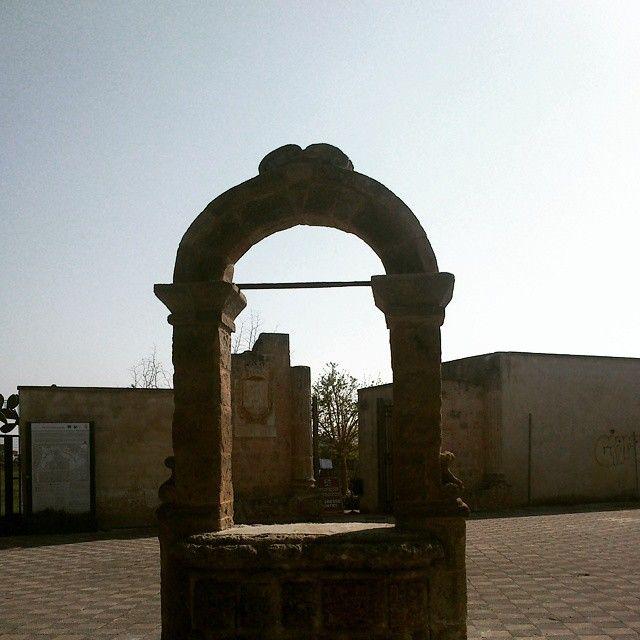 Parco delle mura messapiche, Manduria, Italy