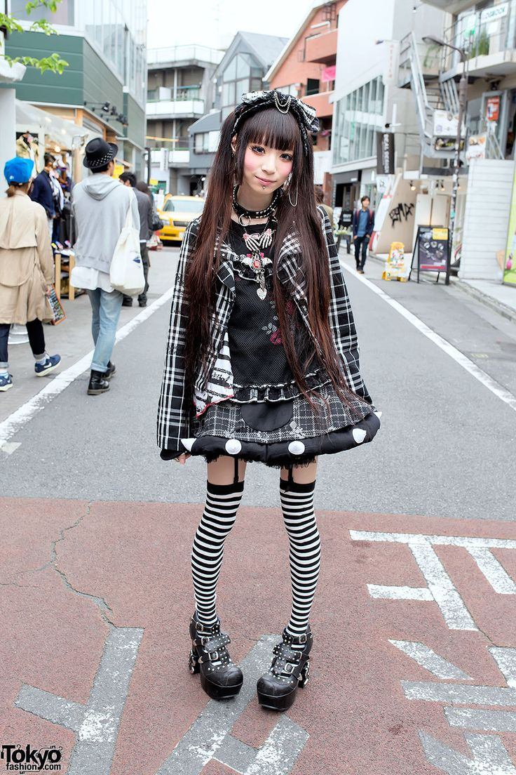 Ringo, 18 years old, student | 16 June 2014 | #Fashion #Harajuku (原宿) #Shibuya (渋谷) #Tokyo (東京) #Japan (日本)