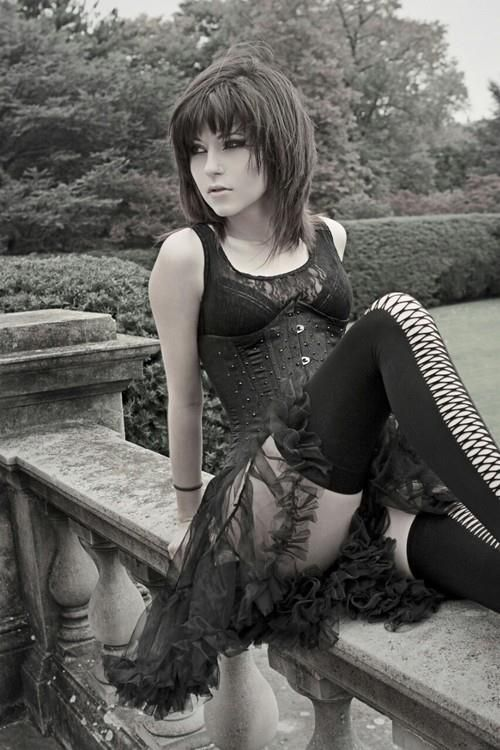littleblackbats:  ✞ dark and gothic ✞