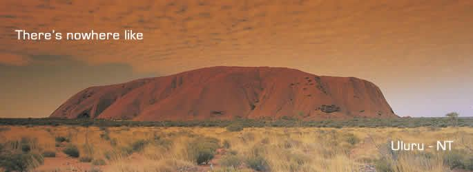 """I lived within traveling distance of Ayres Rock, but did not get the chance to visit.  I would love to remedy this, and to revisit the """"Land Down Under""""."""