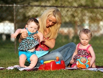'Teen Mom' Leah Messer: Baby Ali Finally Walks!