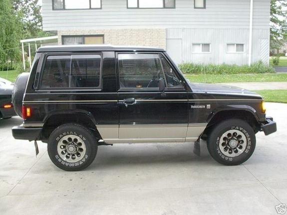 19987 Dodge Raider