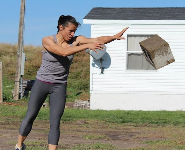 Native MMA athlete and businesswoman set to fight Nov. 1 ...