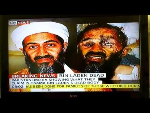 Osama Bin Laden Dead Pictures REAL