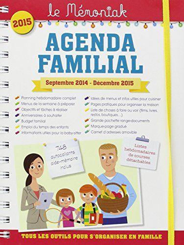 Agenda familial 2015 MÉMONIAK de Collectif http://www.amazon.ca/dp/2351555627/ref=cm_sw_r_pi_dp_Q21Fub1FX2JE2