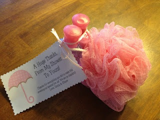 """I love the idea of a """"sprinkle"""" if you've already had kids and a baby shower before!"""