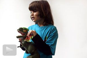 """On the autism spectrum, Samantha was deemed high-functioning — talkative, affectionate &too bright for special education, but far below average socially. She struggled to sit still and relate to other children, and she spoke of little but reptiles. """"I won't throw her to the wolves,"""" said her mother. The family was preparing to take the matter before one of the state's administrative law judges. Then the district backed down. Samantha is in second grade with a personal aide firmly in place."""
