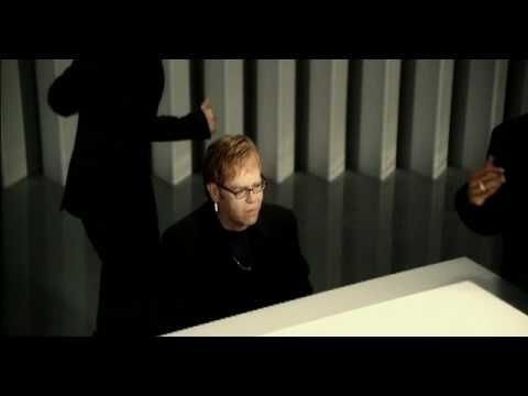 Sorry seems to be the hardest word. Original: Elton John-1976.   Covered: Elton John and Blue-2003.