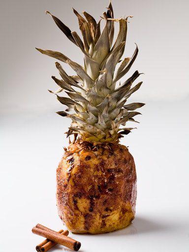 Ananas rôti à la cannelle ( Brésil ) : Recette d'Ananas rôti à la cannelle ( Brésil ) - Marmiton